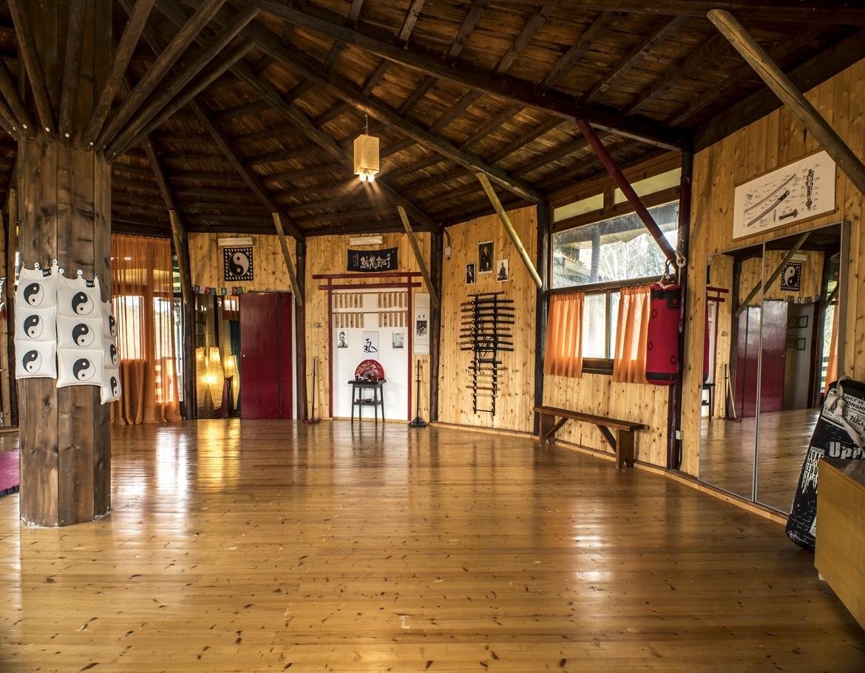 Sala grande (Dojo del Kami)
