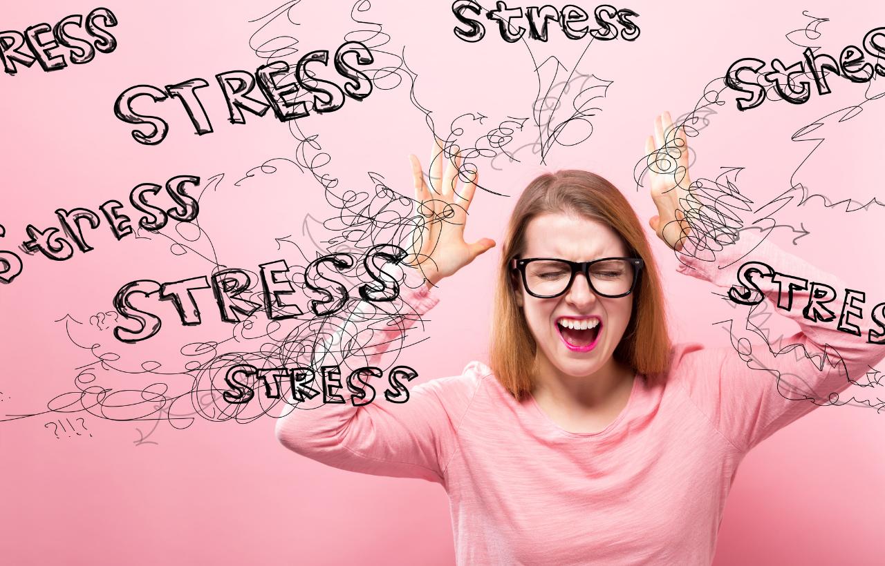 Sopportare lo Stress? Recupera i tuoi ritmi naturali.